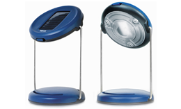 The Uno 50, Niwa's portable solar lantern