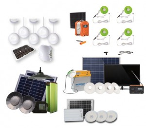 First five solar home system kits to meet the Lighting Global Quality Standards for SHS kits.
